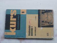 Kurz 9 - Korecký - Strojírenské materiály I. (1963)