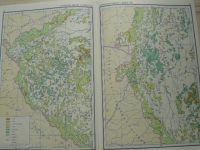Lesnický a myslivecký atlas (1655)