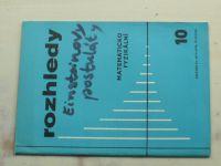 Rozhledy - Matematicko fyzikální 10 (1974 - 1975)