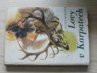 Komárek - Lovy v Karpatech ((SZN 1975)