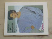 Květen - Ateliér pro služby ženám - Kolekce 2 č. 117 - Perfektně až do posledního oka (1987)