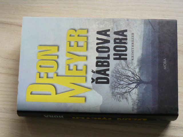 Deon Meyer - Ďáblova hora (2015)
