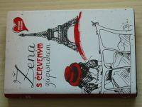 Laurain - Žena s červeným zápisníkem (2016)