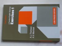 Thomson, Martinet - A Practical English Grammar - Exercises 1. (1999) anglicky