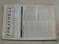 Zpravodaj 1-6 (1998) ročník V.