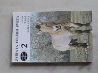 Zvířata celého světa 2 - Volf - Koně, osli a zebry (1977)