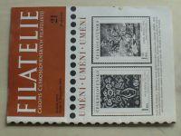 Filatelie 21 (1976) ročník XXVI.