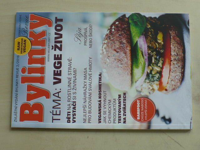 Bylinky Revue 2 (2016) zvláštní vydání