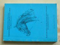 Ústřední evidence chovu koní - Národní hřebčín Kladruby nad Labem o.z. Hřebčín Slatiňany 1. (1994)
