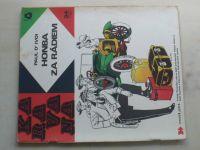 Karavana 34 - Paul D´Ivoi - Honba za rádiem (1970)