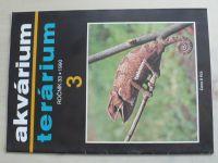 Akvárium-terárium 1-12 (1990) ročník XXXIII. (chybí čísla 1-2, 4, 7, 9, 11, 6 čísel)