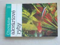 Černý - Chováme akváriové ryby (1989) slovensky