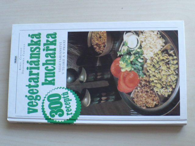 Červený - Vegetariánská kuchařka (1991)