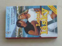 Harlequin č. 27 03/99 - Letní lásky - Grahamová - Ve víru vášně, Donaldová - Prolhaný princ (1998)