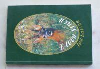 Lacina - Z lovu srnců (2005) podpis autora