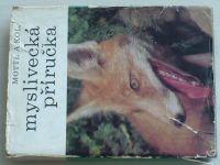 Mottl - Myslivecká příručka (1970)