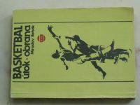 Rehák - Basketbal útok - obrana (1979) slovensky