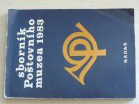 Sborník Poštovního muzea (1983)