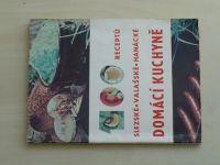 100 receptů Slezské - Valašské - Hanácké domácí kuchyně (1969)