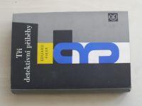 Fiker - Tři detektivní příběhy - Paní z Šedivého domu, Zinková cesta, Série C-L (1967)