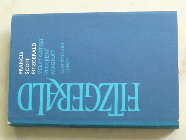 Fitzgerald - Velký Gatsby, Poslední magnát (1979)