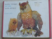 Jaňák - Naše vtáky, Naši ptáci (1977)