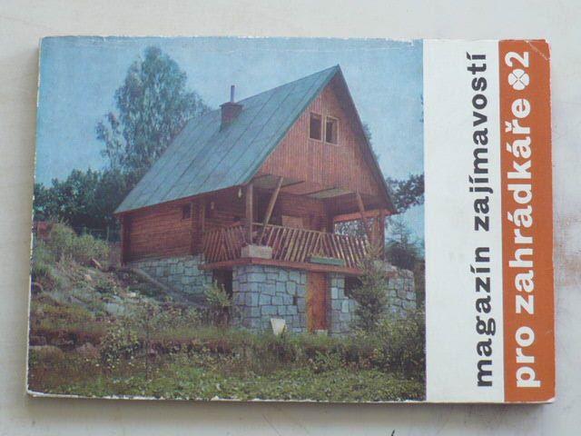 Lánská - Magazín zajímavostí pro zahrádkáře 2 (1969)