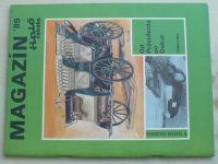 Magazín Haló sobota - Od Prasidenta po Dakar (1989)