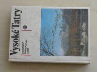 Turistický sprievodca ČSSR 6. - Andráši - Vysoké Tatry (1981) slovensky