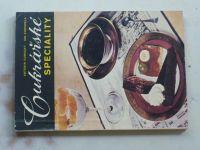 Gurecký, Chromela - Cukrářské speciality (1976)