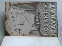 Hardy - Rodákův návrat I.-II. (1924) 2 knihy