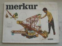 Merkur - Návod ke stavebnici
