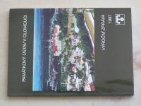 Památkový ústav v Olomouci - Výroční zpráva 1997 (1998)