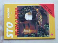Vrbatová - Sto receptů s pivem a vínem (1985)