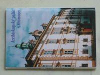 Arcibiskupský palác v Olomouci (nedatováno) leporelo