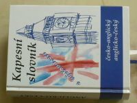Kapesní slovník s výslovností - Česko-anglický/anglicko-český (2000)
