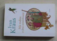 Kraus - Má rodina a jiná zemětřesení (2013) obálka Born