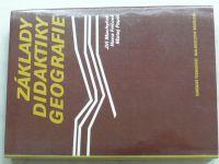 Machyček - Základy didaktiky geografie (1985) slovensky