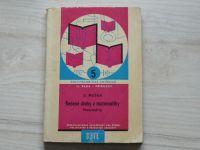 Maška - Řešené úlohy z matematiky - planimetrie (1959)