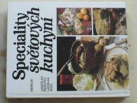 Řešátko, Nodl - Speciality světových kuchyní (1992)