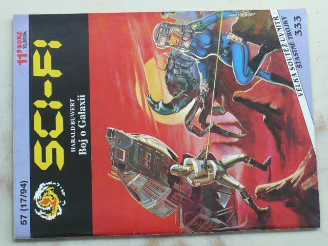 Sci-fi 57 - Buwert - Boj o Galaxii (1994)
