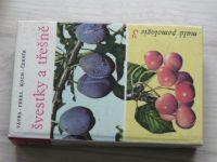 Vávra - Švestky a třešně Malá pomologie 3 (SZN 1965)