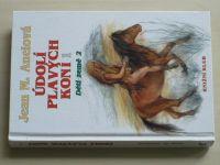 Auelová - Údolí plavých koní 1-2 - Děti země 2 (1994) 2 knihy