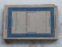 Dostojevskij - Pan Procharčin a jiné povídky (1926)