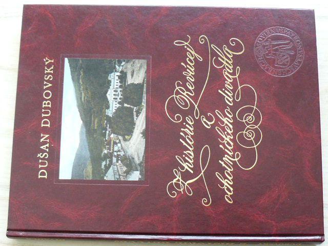 Dubovský - Z histórie Revúcej a ochotnického divadla (1996) slovensky