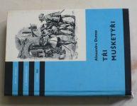 KOD 23/1-2 - Dumas - Tři mušketýři (1967) 2 svazky