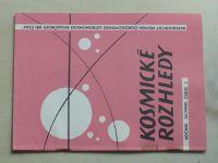 Kosmické rozhledy 1-3 (1988) ročník XXVI.