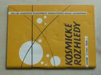 Kosmické rozhledy 1-3 (1989) ročník XXVII.