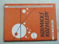 Kosmické rozhledy 2 (1983) ročník XXI.
