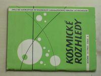Kosmické rozhledy 2 (1985) ročník XXIII.